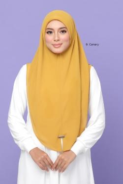 Tudung Sarung Jameela 09 Canary (XL)
