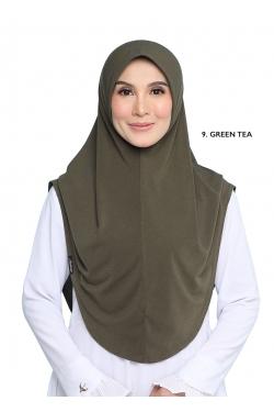 SARUNG EZY 09 GREEN TEA (L)