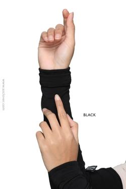 HANDSOCK BLACK