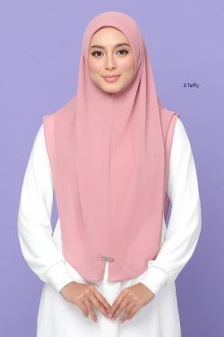 Tudung Sarung Jameela 03 Taffy (XL)