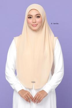 Tudung Sarung Jameela 06 Vanilla (XL)